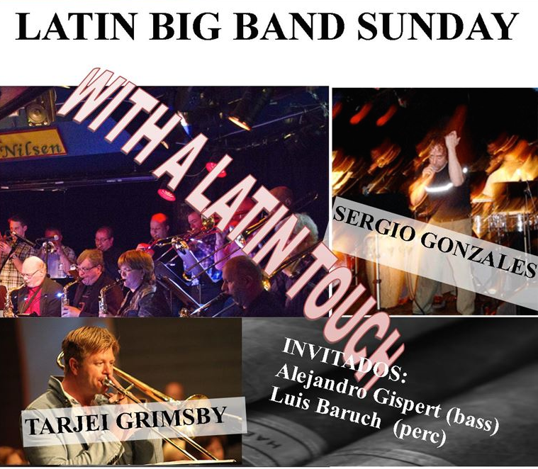 Latin Big Band Sunday